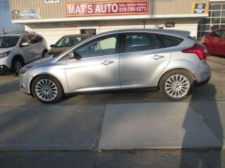 Used 2012 Ford Focus Titanium for sale in Waterloo, ON