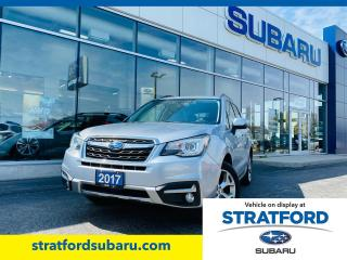 Used 2017 Subaru Forester Limited Pkg. for sale in Stratford, ON