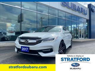 Used 2017 Honda Accord for sale in Stratford, ON