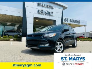 Used 2015 Ford Escape SE for sale in St. Marys, ON