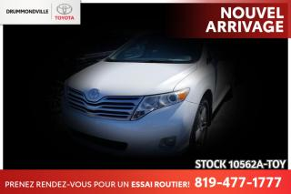 Used 2011 Toyota Venza CUIR| 4 CYLINDRES| INTÉGRALE for sale in Drummondville, QC