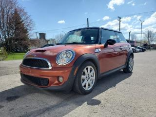 Used 2011 MINI Cooper Hardtop S *BT*HEATED SEATS*TURBO* 74$/SEM for sale in St-Jérôme, QC