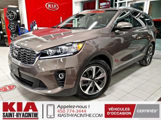 Used 2019 Kia Sorento EX V6 AWD ** CAMÉRA DE RECUL / CUIR for sale in St-Hyacinthe, QC