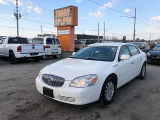 Used 2008 Buick Lucerne CX**ONLY 154KMS**NO ACCIDENTS**CERTIFIED for sale in London, ON
