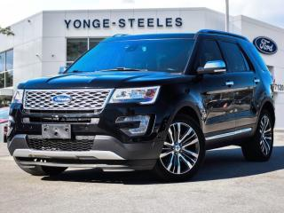 Used 2017 Ford Explorer Platinum for sale in Thornhill, ON