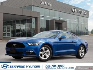 Used 2017 Ford Mustang Coupe V6 for sale in Barrie, ON