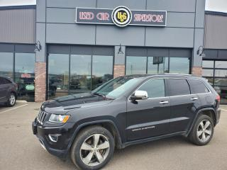 Used 2015 Jeep Grand Cherokee 4WD 4Dr Limited for sale in Thunder Bay, ON
