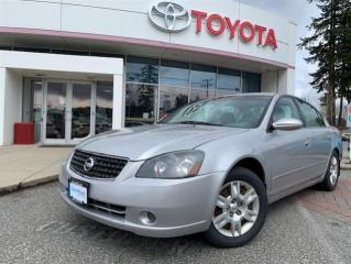 Used 2005 Nissan Altima 4Dr Sedan 2.5 S at for sale in Surrey, BC