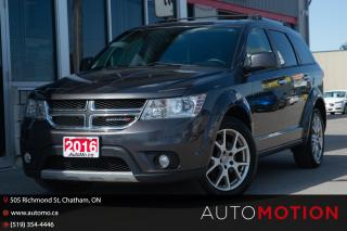 Used 2016 Dodge Journey R/T for sale in Chatham, ON