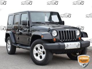 Used 2013 Jeep Wrangler Unlimited Sahara As Traded for sale in St. Thomas, ON