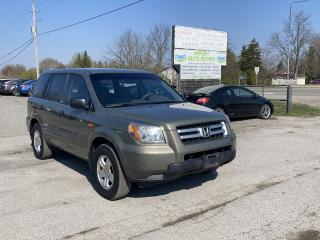 Used 2007 Honda Pilot LX for sale in Komoka, ON