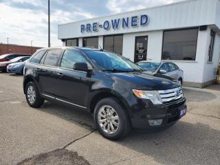 Used 2010 Ford Edge SEL for sale in Brantford, ON