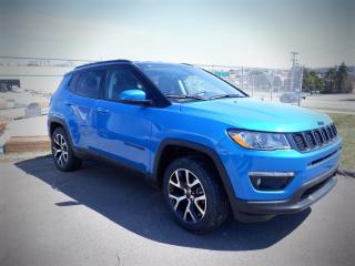 Used 2021 Jeep Compass Altitude for sale in Saint John, NB