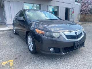 Used 2009 Acura TSX for sale in Mississauga, ON