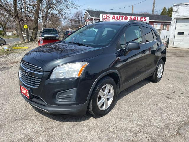 2013 Chevrolet Trax LT/Automatic/Bluetooth/Bckup Cam/Comes Certifed