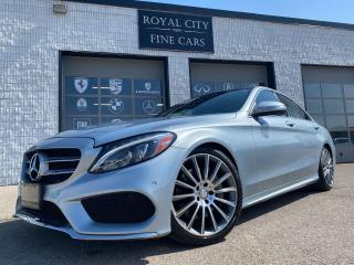 Used 2015 Mercedes-Benz C-Class C 400 Twin Turbo/ Burmester Sound/ Blind Spot for sale in Guelph, ON