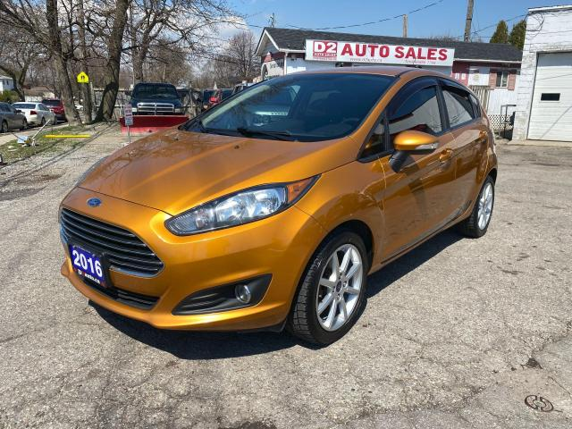 2016 Ford Fiesta SE/Automatic/Bluetooth/Gas Saver/Comes Certified