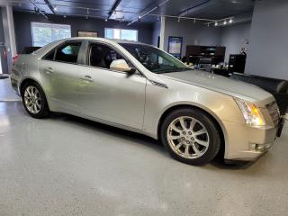 Used 2008 Cadillac CTS w/1SB for sale in Woodbridge, ON