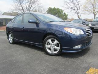 Used 2010 Hyundai Elantra GL w/Sport for sale in Mississauga, ON