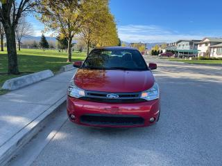Used 2011 Ford Focus SES for sale in Kelowna, BC