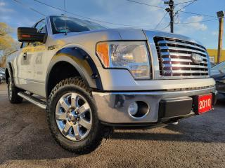 Used 2010 Ford F-150 XLT/4X4/SUPERCAP/LOADED/ALLOYS for sale in Scarborough, ON