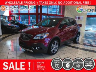 Used 2014 Buick Encore Convenience for sale in Richmond, BC
