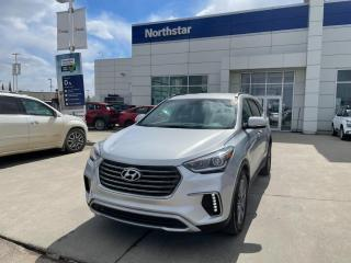 Used 2018 Hyundai Santa Fe XL XL PREMIUM/7PASS/AWD/HEATEDSEATS/DUALCLIMATE for sale in Edmonton, AB