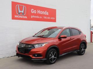 Used 2019 Honda HR-V HONDA CERTIFIED!! SPORT AWD for sale in Edmonton, AB