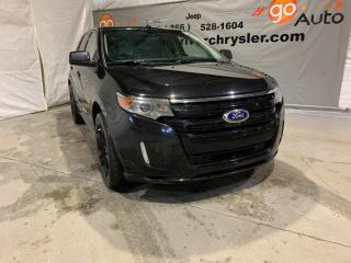 Used 2011 Ford Edge SPORT for sale in Peace River, AB