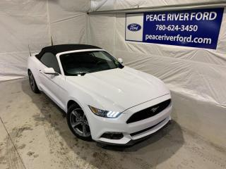 Used 2017 Ford Mustang V6 for sale in Peace River, AB