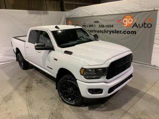 New 2021 RAM 2500 Big Horn for sale in Peace River, AB