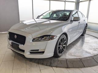Used 2019 Jaguar XJ NO ACCIDENTS - TAN INTERIOR! for sale in Edmonton, AB