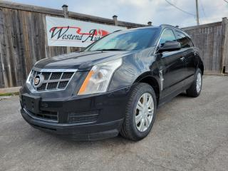 Used 2012 Cadillac SRX for sale in Stittsville, ON