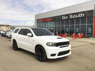 Used 2019 Dodge Durango R/T, AWD, LEATHER, SUNROOF for sale in Edmonton, AB