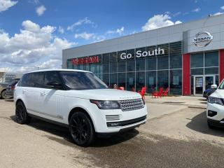 Used 2014 Land Rover Range Rover 5.0l, SUPERCHARGED, LONG WHEEL BASE for sale in Edmonton, AB