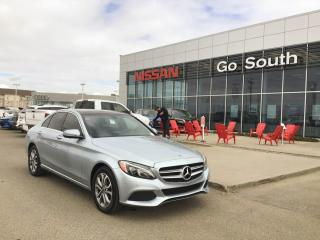 Used 2018 Mercedes-Benz C-Class C 300, 4MATIC, LEATHER, NAVIGATION for sale in Edmonton, AB