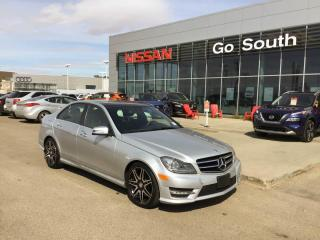 Used 2014 Mercedes-Benz C-Class C 350, 4MATIC, AWD, LEATHER for sale in Edmonton, AB