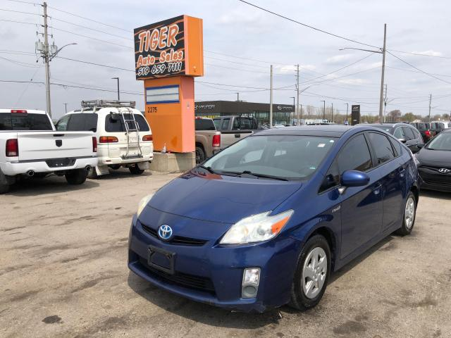 2010 Toyota Prius HYBRID*SUNROOF*RUNS GREAT*BEST CAR ON FUEL*AS IS