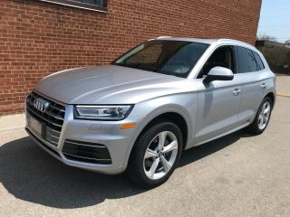 Used 2018 Audi Q5 PROGRESSIV for sale in Oakville, ON
