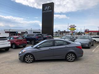 Used 2016 Hyundai Accent SE for sale in North Bay, ON