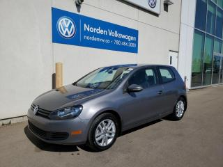 Used 2010 Volkswagen Golf TRENDLINE 3DR AUTO - ALLOYS / HTD SEATS / PWR PKG for sale in Edmonton, AB