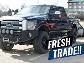 Used 2016 Ford F-350 Super Duty SRW Lariat for sale in Red Deer, AB