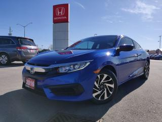 Used 2016 Honda Civic LX for sale in Woodstock, ON