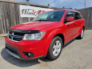 Used 2012 Dodge Journey SXT for sale in Stittsville, ON