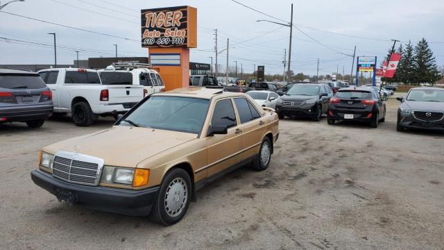 1988 Mercedes-Benz 190E 190E**MINT BODY**RUNS WELL**AS IS SPECIAL
