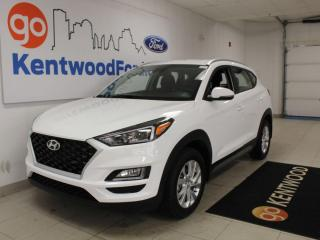Used 2019 Hyundai Tucson Heated seats | Heated steering Wheel | Back up Camera | for sale in Edmonton, AB