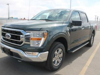 New 2021 Ford F-150 XLT | 301a | XTR | Trailer Hitch | Power Seat | 18