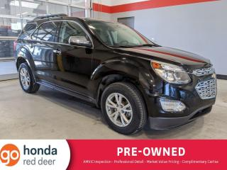 Used 2017 Chevrolet Equinox LT for sale in Red Deer, AB