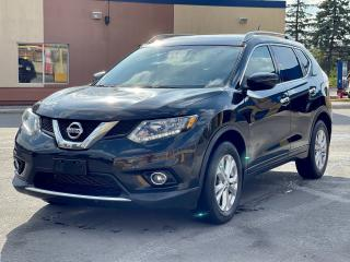 Used 2016 Nissan Rogue SV 85.000KM for sale in North York, ON