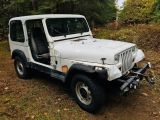 Photo of White 1992 Jeep Wrangler